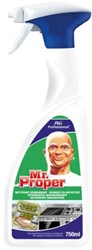 Keukenontvetter Mr. Proper spray 750ml