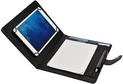 """Conferentiemap Desq tablet 7"""" /10"""" zwart"""