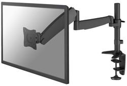 """Monitorarm Newstar D950 10-24"""" klem zwart"""