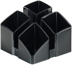 Pennenbak Han Scala 4-vaks zwart