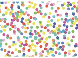 Apparaatrol Haza confetti 200m x 50cm