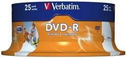 Verbatim Recordable DVD Printable