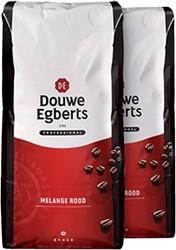 Koffie D.E. Roodmerk bonen 3000 gram
