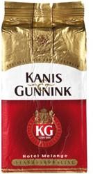 Koffie Kanis & Gunnink standaard maling rood 1000gram