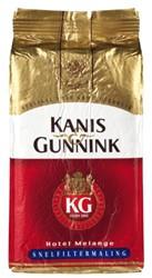 Koffie Kanis & Gunnink snelfilter maling rood 1000gram