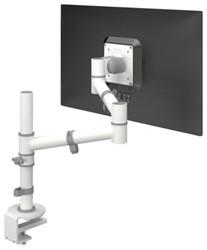 Monitorarm Dataflex bureau 120 wit