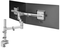 Monitorarm Dataflex bureau 132 grijs