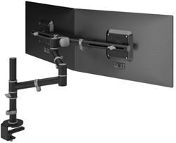Monitorarm Dataflex bureau 133 zwart