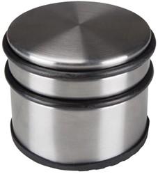 Deurstopper metaal hoog chroom 1,1kg