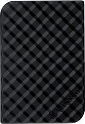 Harddisk Verbatim 1TB HDD USB 3.0 zwart