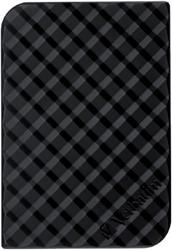 Harddisk Verbatim 500GB HDD USB 3.0 zwart
