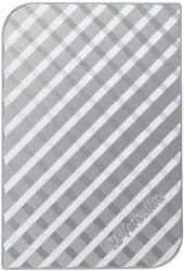 Harddisk Verbatim 500GB HDD USB 3.0 zilver