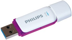 USB-stick 3.0 Philips Snow 64GB - paars