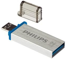 USB-stick 3.0 Philips Micro Key Mono 16GB