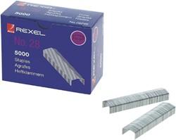 Nietjes Rexel Nr28 gevalv ds/5000