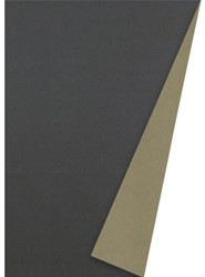 Apparaatrol taupe/champagne 100m x 50cm