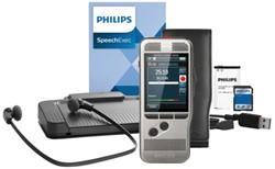 Dicteerapparaat Philips DPM 7700/02 starterkit + GRATIS docking station