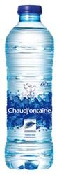 Water Chaudfontaine blauw fles 0.5L