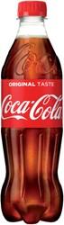 Coca-Cola Regular fles 0.5L