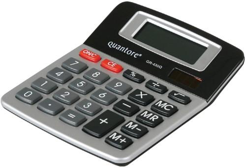 Rekenmachine Quantore GR-430Q bureaurekenmachine