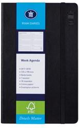 Agenda 2017-2018 Ryam studie 18 maanden