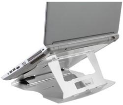 Notebookstandaard Quantore aluminium