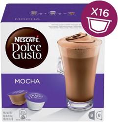 Dolce Gusto mocha 16 cups / 8 dranken