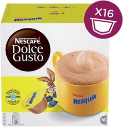 Dolce Gusto Nesquik 16 cups