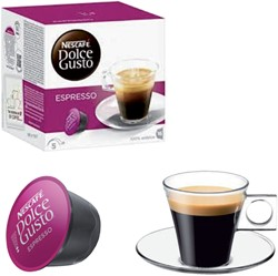 Dolce Gusto espresso 16 cups