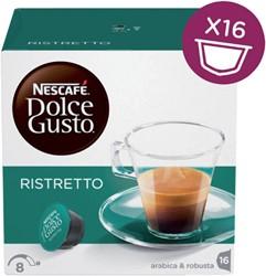 Dolce Gusto espresso ristretto 16 cups