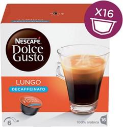 Dolce Gusto lungo decaffeinato 16 cups