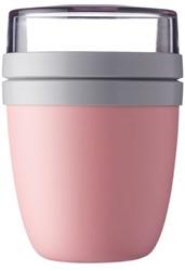Mepal lunchpot Ellipse nordic roze