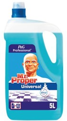 Allesreiniger Mr. Proper katoenbloesem 5 liter