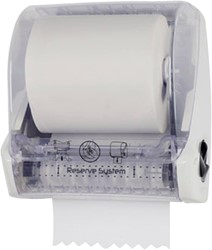 Dispenser Primesource handdoekrol classic wit 10407