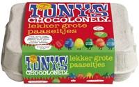 Tony's Chocolonely paaseitjes 12x13,5gr