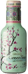 Arizona Green Tea fles 0.5L pk/6