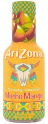Arizona Mucho Mango 0.5L pk/6