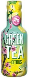 Arizona Green Tea Citrus fles 0.5L pk/6