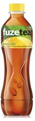 Fuze Tea sparking lemon tea petfles 0,4L