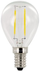 Ledlamp Integral E14 2W 2700K 250lumen warm wit