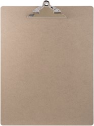Klembord LPC A3 staand 145mm vlinderklem MDF