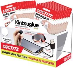 Kneedgum Loctite flexibel 5gr wit en zwart