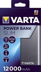 Powerpack Varta 12000mAh zilver