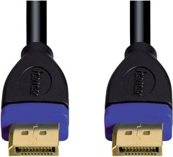Kabel Hama displayport 3m zwart