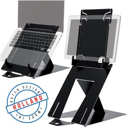 R-Go Tools laptopstandaard R-Go Riser Duo