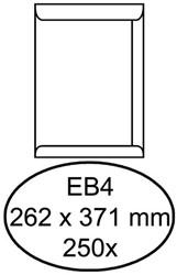 Enveloppen akte 262x371mm Quantore ds/250