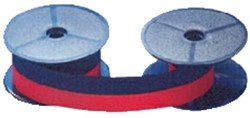 Lint gr. 051 nylon zwart/rood KMP