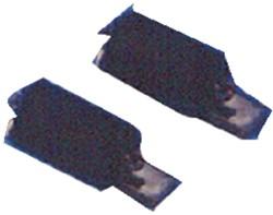 Inktrol KMP GR 744 IR40 zwart