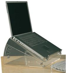 Notebookstandaard Opus 2 hoogte instelbaar
