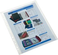 Enveloptas HF2 ringbandpocket A4 blauw